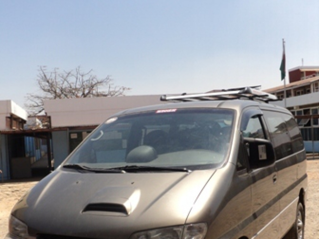 Hyundai Starex 4x4 9places